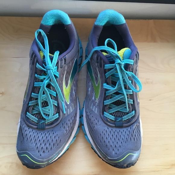 2d6177af838 Brooks Shoes - Size 8.5 Brooks Ghost 9 DNA Running Athletic Shoes